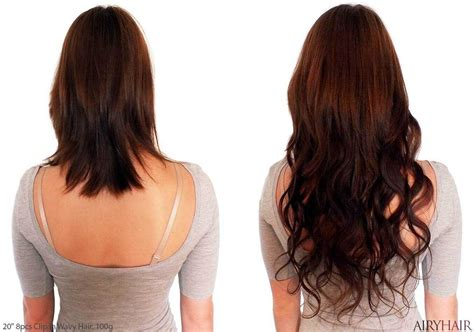 hair extensions buy curly clip in human hair extensions airyhair