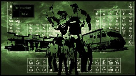 Breaking Bad Periodic Table by Breaking Bad Wallpapers 1920x1080 Wallpaper Cave