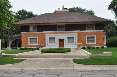 winslow house illinois william h winslow house river forest picture of wright plus home walk oak park