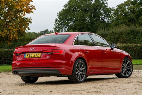hereford audi new audi a4 2 0 tdi ultra se 4dr diesel saloon for sale