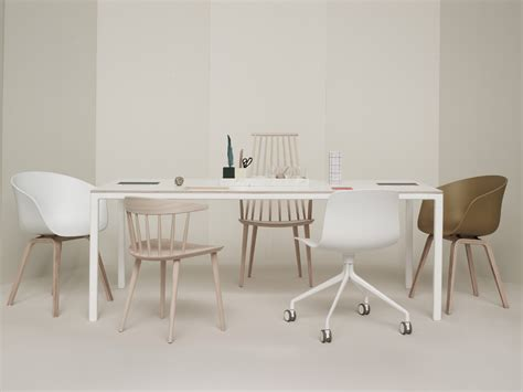 buy the hay t12 dining table white at nest co uk