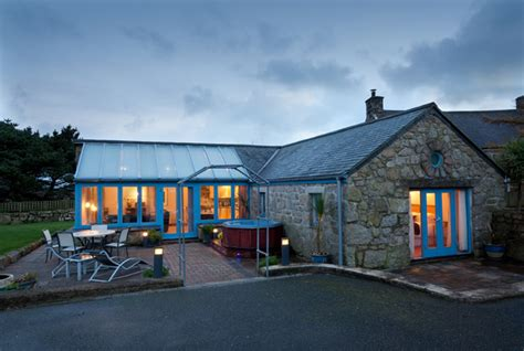 Luxury Cottages In Cornwall With Tub by Borah Farm Cottages