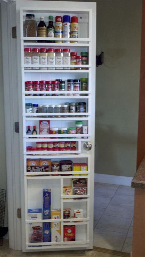 Pantry Spice Rack Organizer My Husband Made This For Me Great Pantry Spice Rack Now