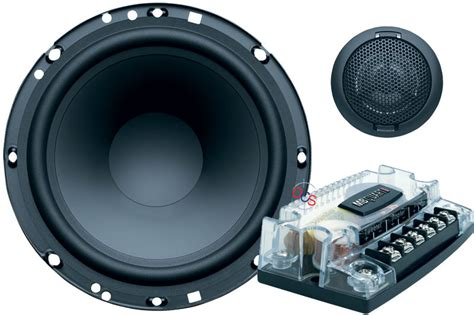 Speaker Mb Quart mb quart esa 216 6 1 2 quot 100w 2 way component speaker system at ocsdeals