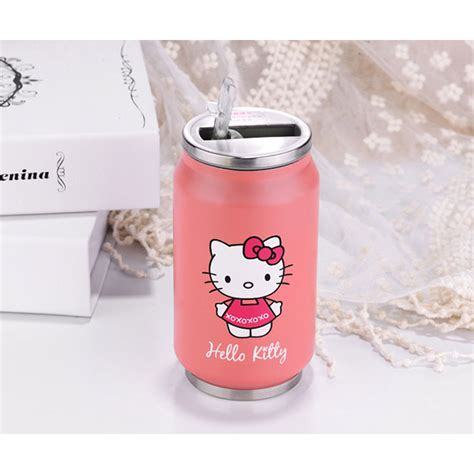 Botol Minum Kaleng Termos Insulated Mug Thermos Biru 300ml botol minum termos insulated mug 500ml thermos pink jakartanotebook