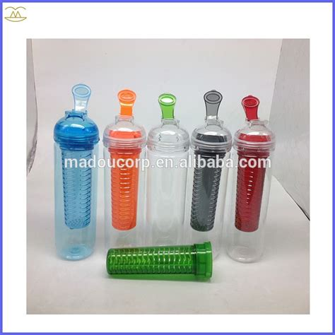 Detox Sports Drink by New Products 2018 Fruit Water Bottle Plastic Drink Sports