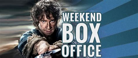 Top Weekend Box Office by Weekend Box Office The Hobbit Holds Top Spot As A Weak
