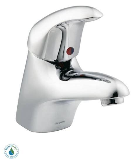 moen 8419 chrome single handle single bathroom faucet