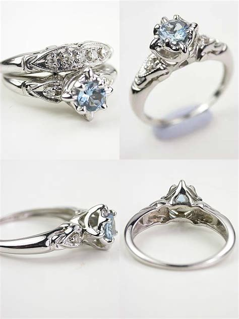 17 best ideas about antique style engagement rings on