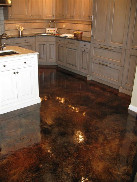 Decoupage Kitchen Cabinets by Concrete Paint Coatings Estero Decorative Concrete Naples