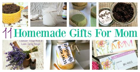 best gift ideas for mom 11 homemade gifts for mom