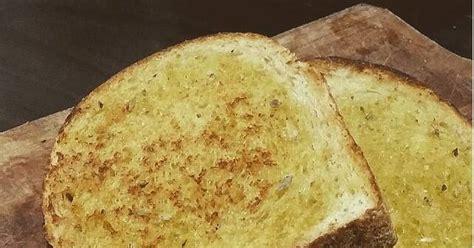 resep roti bawang putih rumahan  enak