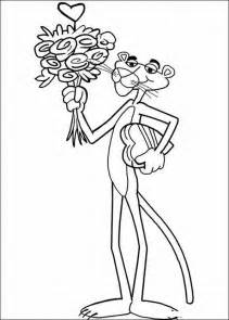pink panther coloring pages memes
