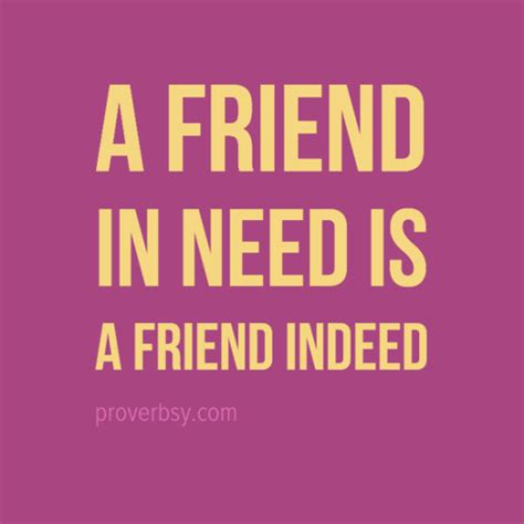A Friend In Need Is A Friend Indeed Sle Essay by A Friend In Need Is A Friend Indeed Proverbsy