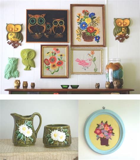 vintage retro home decor things i love thursday gathering vintage home decor