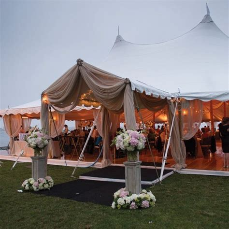 25 best ideas about wedding tent decorations on