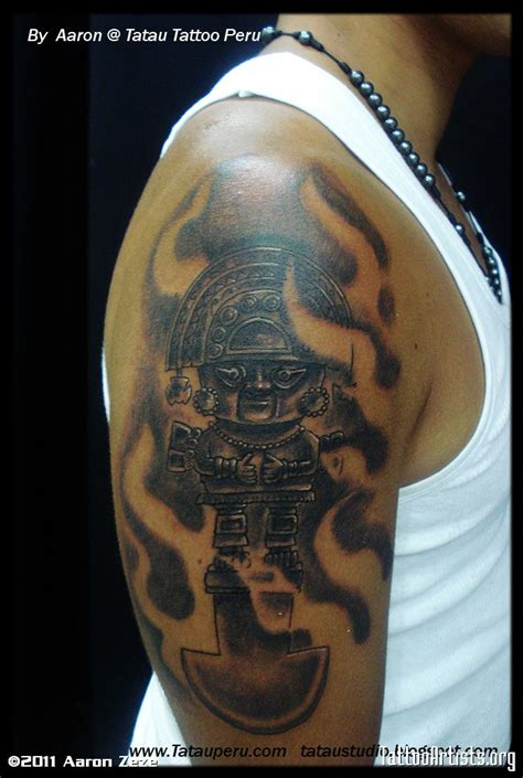 inca tattoo peruvian inca designs www imgkid the image