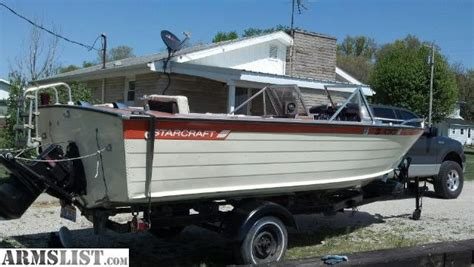 used aluminum fishing boats for sale in indiana armslist for sale trade 18 aluminum deep v fishing boat