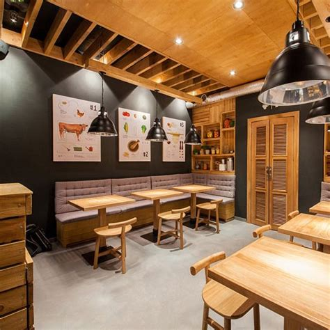 cafe interior design pdf 17 best ideas about fast food restaurant on pinterest