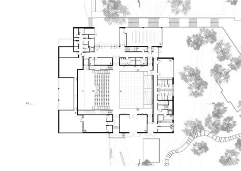 cultural center floor plan gallery of cultural center alb oru devaux devaux