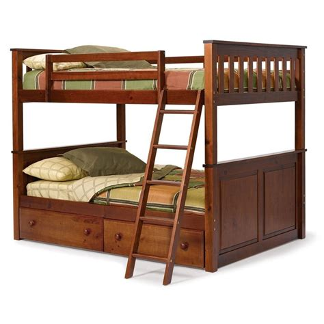 loft bed for teens 1000 ideas about full size bunk beds on pinterest loft