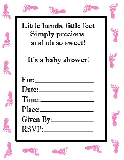free custom baby shower invitation templates custom baby shower invitations template best template collection