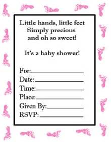 custom baby shower invitations template best template collection