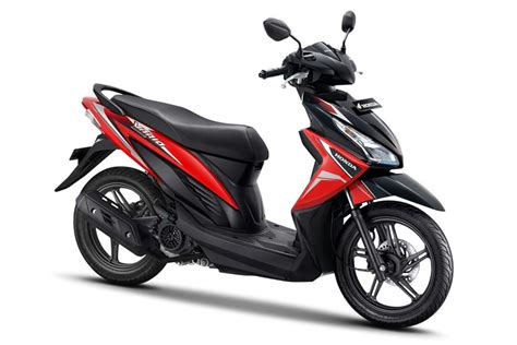 Spull Vario 125 Original Ahm updated honda vario esp launched in indonesia at idr