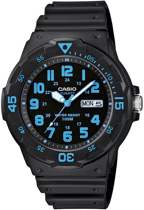montre casio collection mrw 200h 2bvef casio noir montres and co