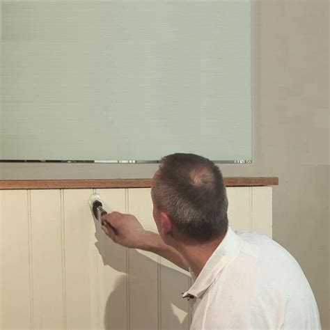painting over panneling how to paint over paneling
