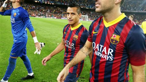 alexis sanchez leaving barcelona five alexis s 225 nchez moments at fc barcelona fc barcelona