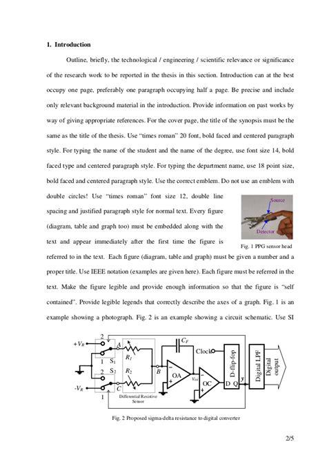 format cd ni görmüyor format of synopsis for thesis astutefound ga