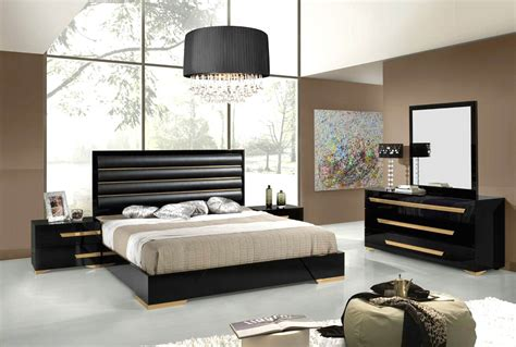black contemporary bedroom furniture bedroom furniture sets black raya picture andromedo