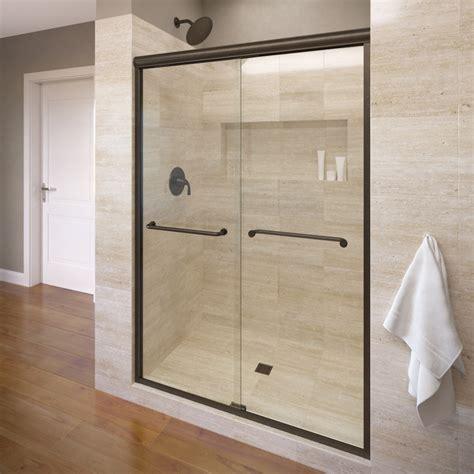 Basco Doors by Basco 4500 60clor 60 Infinity Sliding Shower Enclosure