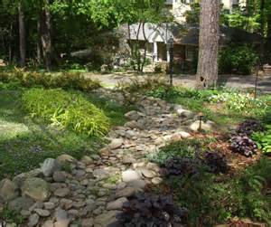 Backyard Drainage Problem Innovative Dry Creek Beds And Drainage Solutions