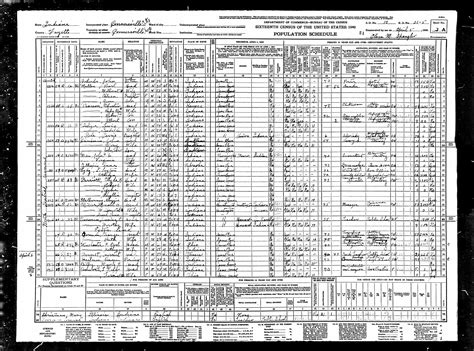 1940 Census Search Wilkins Family Tree