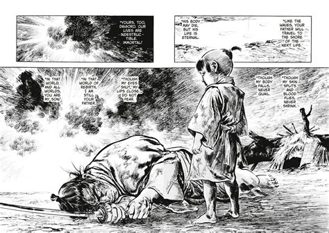 wolf and preview new lone wolf and cub vol 1 171 the geeksverse