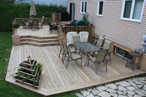 deck patio designs patio deck design contemporary deck montreal patio 2