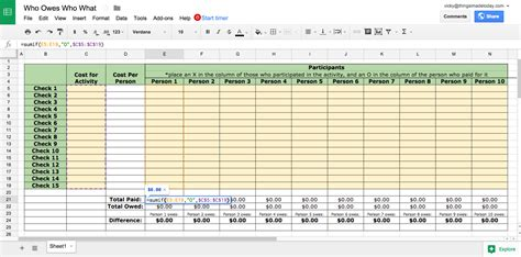 Spreadsheet Package by Features Of Spreadsheets Buff