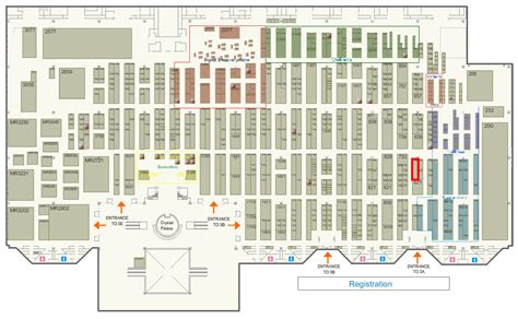 javits center floor plan book expo america the casemate blog