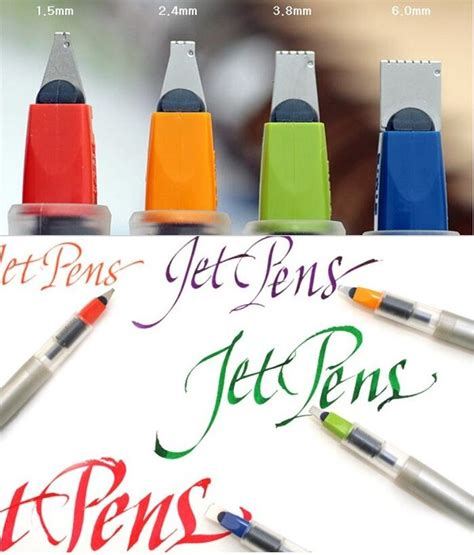 Pilot Paraller Calligraphy Pen Refill Get Cheap Pilot Calligraphy Pen Aliexpress