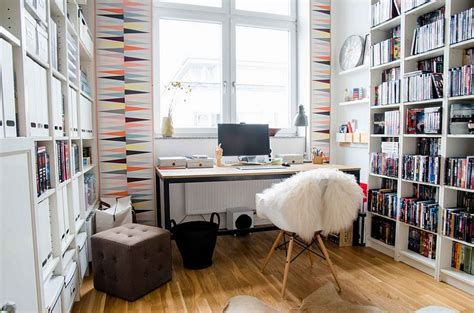 home office wallpaper 50 splendid scandinavian home office and workspace designs