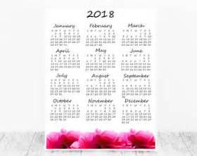 Angola Calendã 2018 A1 Calendar Etsy