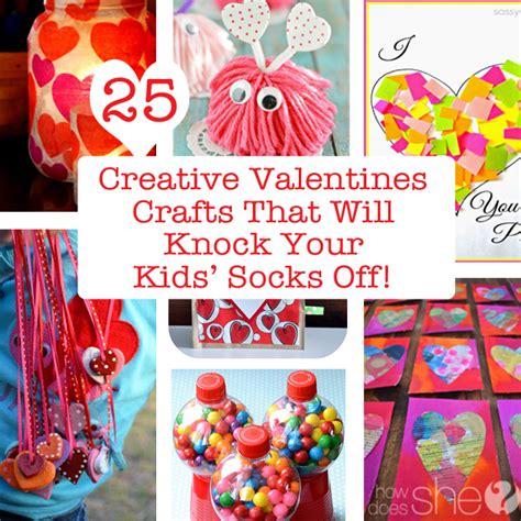 creative valentines valentines crafts to make 25 creative ideas that your