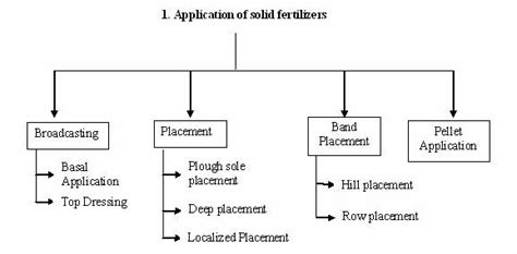 free association methods and process books methods of fertilizer application for plants articles