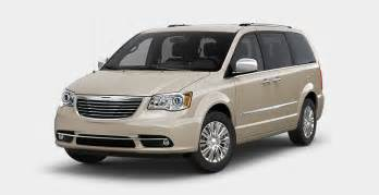 Chrysler Town Country Minivan 2015 Chrysler Town And Country Minivan Platinum Review