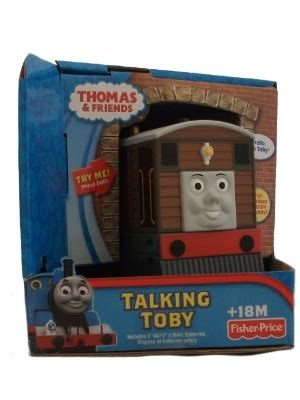 Friends Fisher Price Toby talking toby