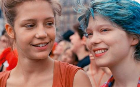 blue is the warmest color actresses l 233 a seydoux for blue is the warmest colour