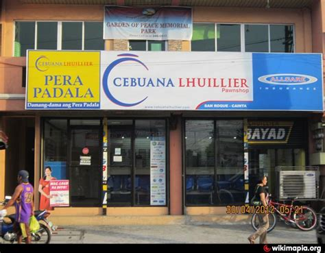 Lhuillier Branches Out by Opinions On Cebuana Lhuillier Pawnshop