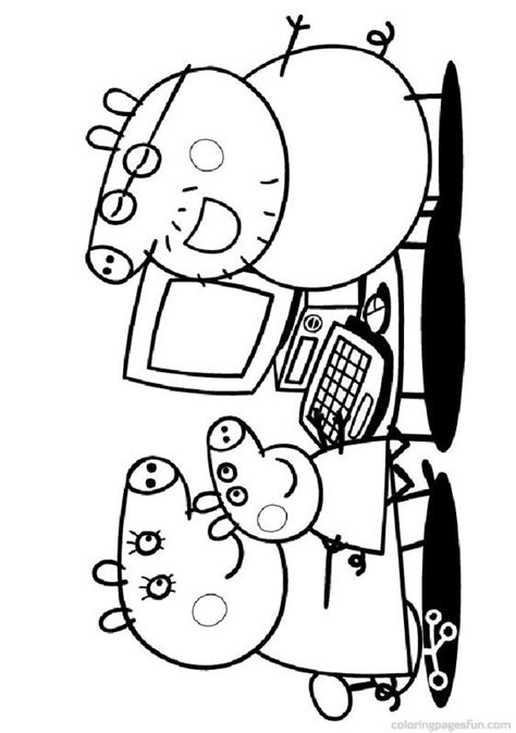 nick jr winter coloring pages 48 best images about peppa pig on pinterest nick jr